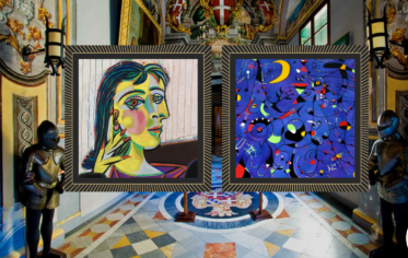 The Flesh and the Spirit - Exhibition Pablo Picasso's & Joan Miro's work