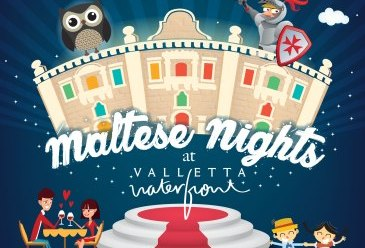 Maltese Nights at the Valletta Waterfront