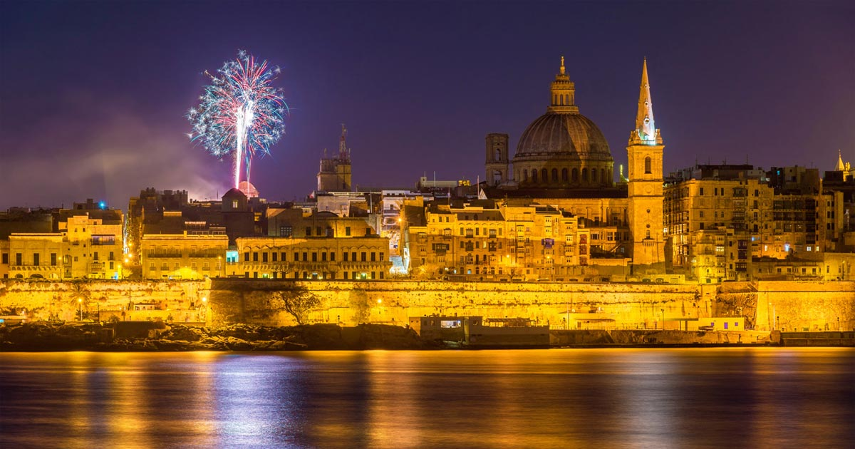 CHRISTMAS & NEW YEAR IN MALTA & GOZO
