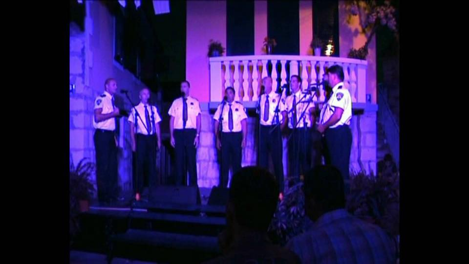 Klapa Saint Mihovil in concert 18 JUN 2018 - THE GUT, VALLETTA