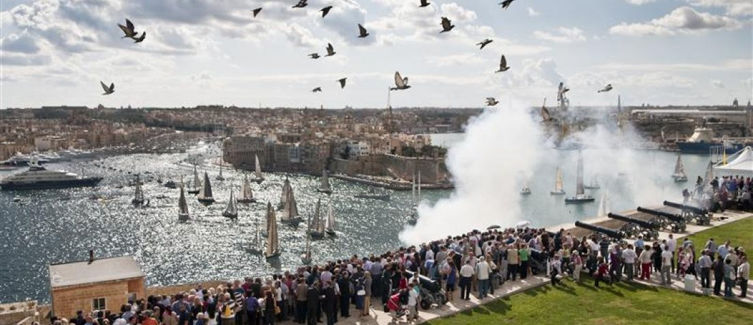 The Rolex Middle Sea Race 2018 20 OCT 18 - 20 OCT 18 VALLETTA